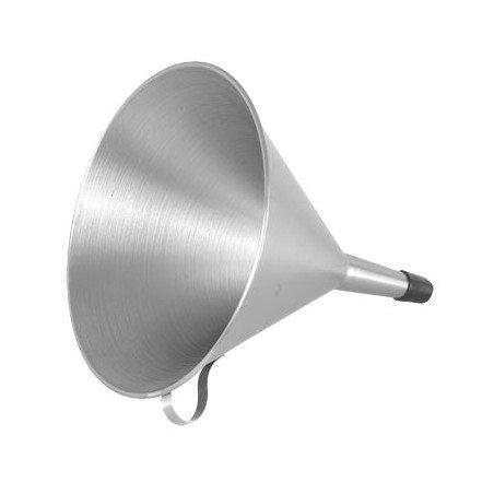 FUNNEL ROUND S/STEEL - 180mm - 1