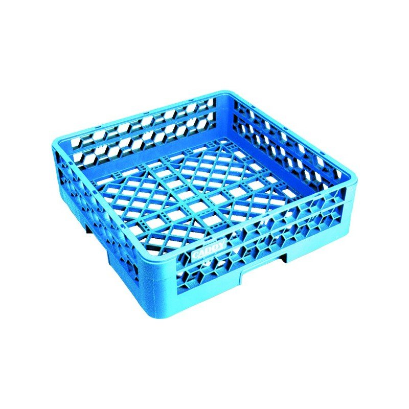 DISH RACK - OPEN EXTENDER (BLUE) - 40mm