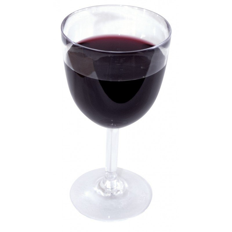 GLASSWARE POLYCARBONATE - WINE - 315ml - 1