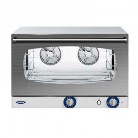 CONVEC OVEN PIRON [800] - MANUAL WITH HUMIDITY - 4 TRAY