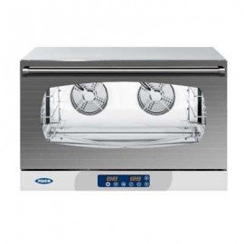 CONVEC OVEN PIRON [800] - DIGITAL WITH HUMIDITY - 4 TRAY - DIGITAL