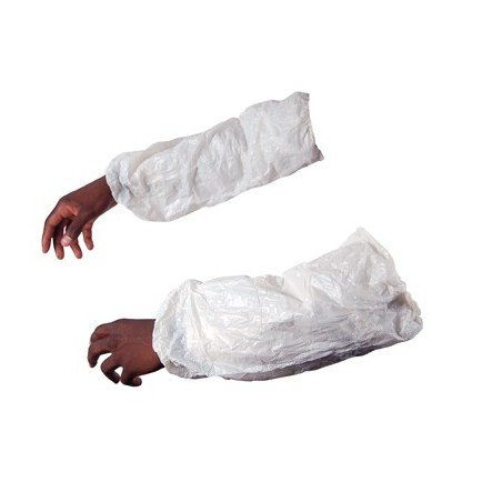 DISPOSABLE SLEEVE PROTECTOR - PACK OF 100 - 1