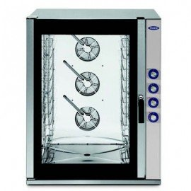 COMBI STEAM OVEN MANUAL - 10 PAN