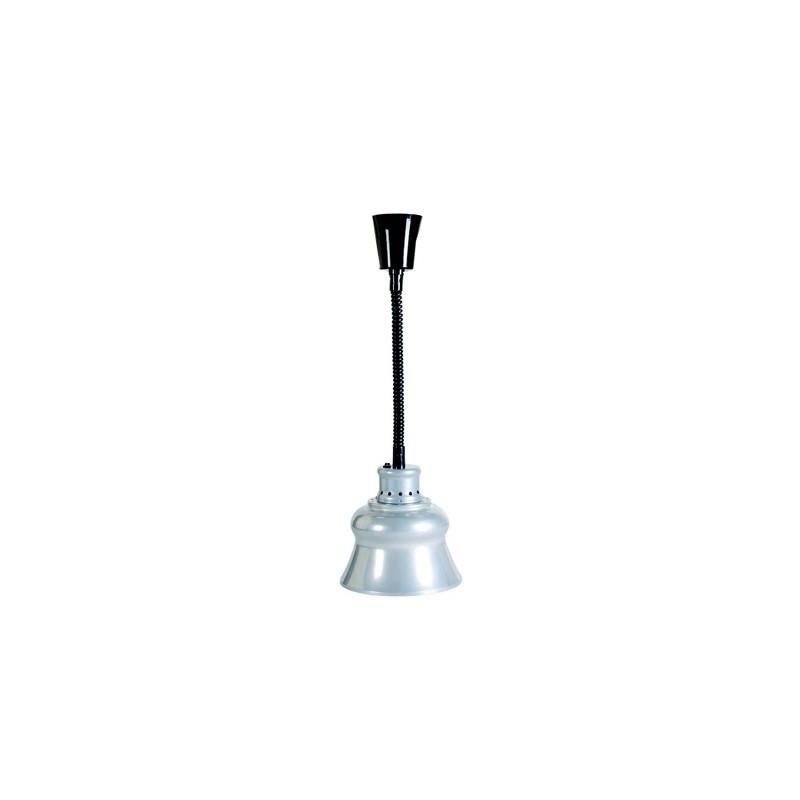 DECORATIVE FOOD DISPLAY LAMP - SILVER - 1