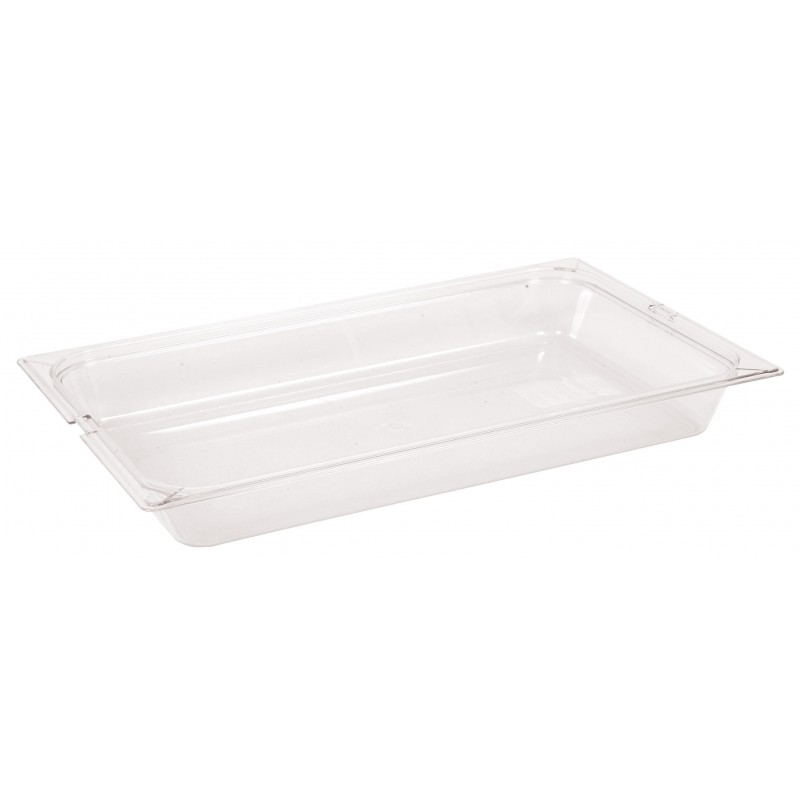 INSERT - FULL 100mm - POLYCARB (CLEAR) - 1
