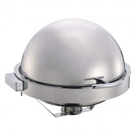 CHAFING DISH COUNTERSUNK ROUND STAINLESS STEEL
