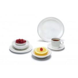 KINGLINE DINNER PLATE  - 226.6mm - WHITE - 1