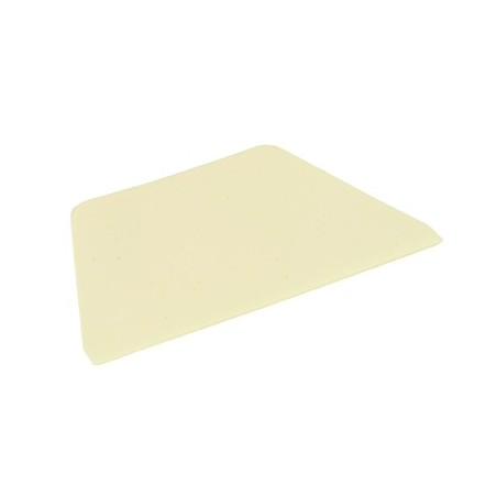 PLASTIC SCRAPER STRAIGHT - 180mm - 1