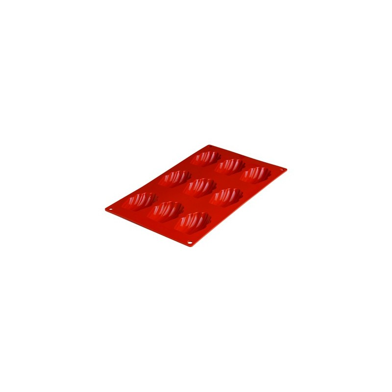 SILICONE MOULD FORMAFLEX 9 PORTION SHELL - 1