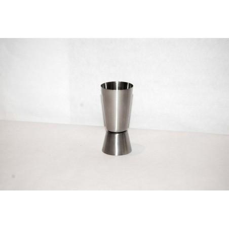 TOT MEASURE S/STEEL - 25/50ml - 1