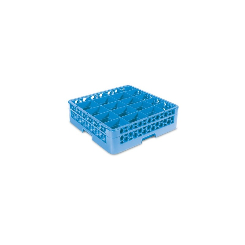 CUP RACK - 20 COMPARTMENT (BLUE) - RACK ONLY