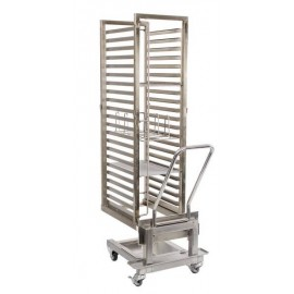 CONVECTION OVEN ROLL IN TROLLEY WITH RACKS-FOR  COA1020