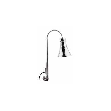 DOMINO HEATING LAMP WITH CLAMP - 1