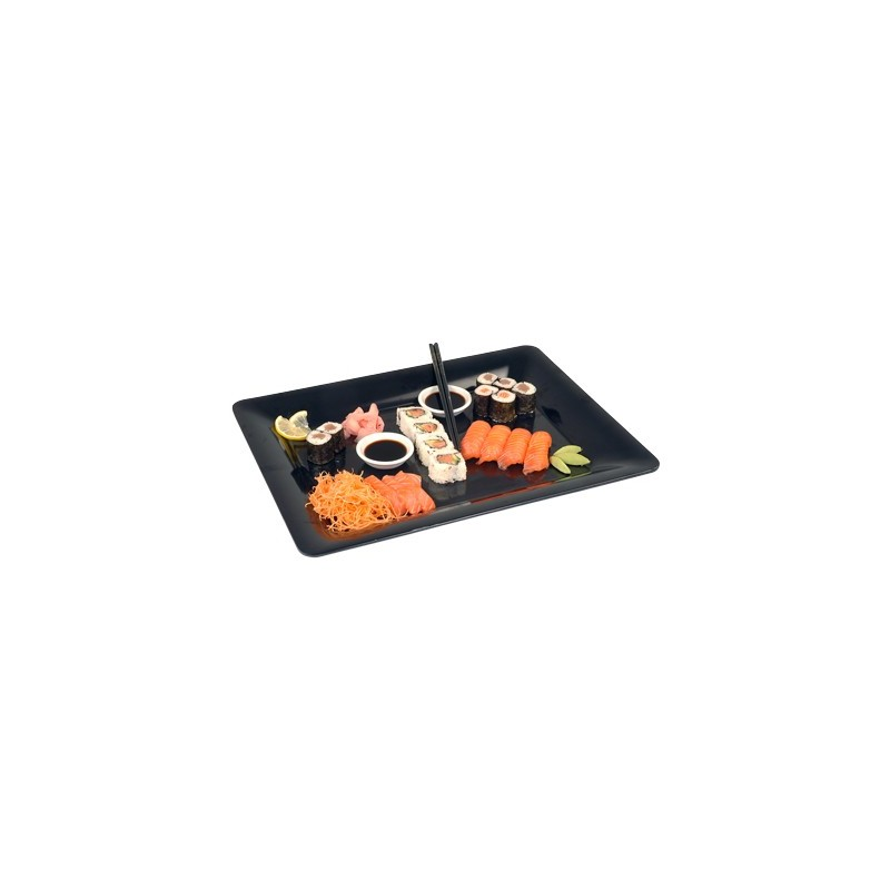 BUFFET PLATTER RECTANGULAR - 355 X 255mm - WHITE - 1