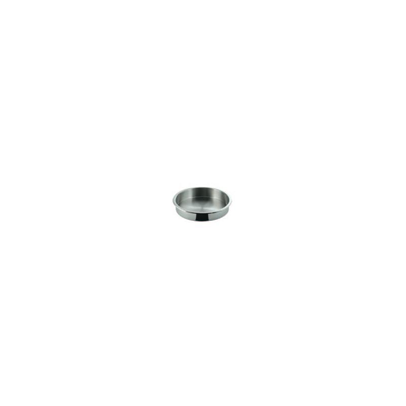 INSERT ROUND S/STEEL - 1