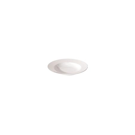 ROUND RIM SOUP PLATE 24cm - 1