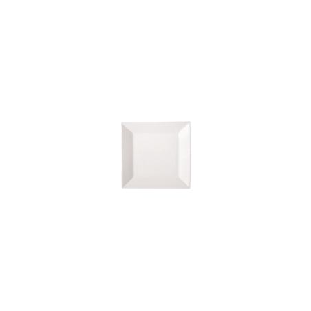 LINE SQUARE PLATE 20cm - 1