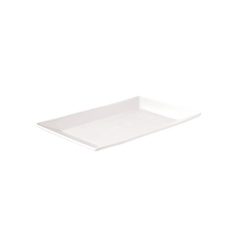 LINE RECTANGLE PLATE 31cm - 1
