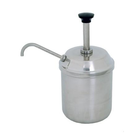 CONDIMENT SERVER - JAR ONLY - 2Lt - 1