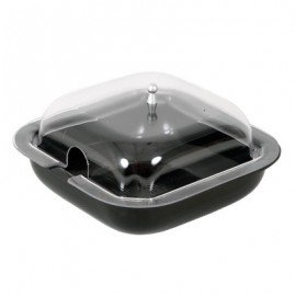 SALAD BOWL DOME LID  215 x 215mm