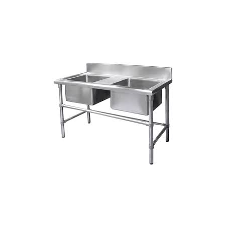 Stainless Steel Tables & Sinks - 2