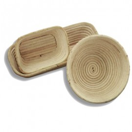 BREAD BASKET RYE ROUND  230 x 70mm