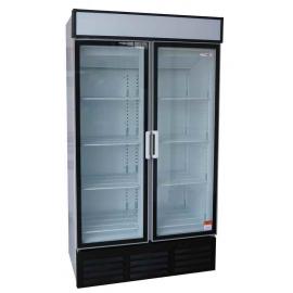 BEVERAGE COOLER - 730L - 2 DOOR SWING DOOR - 1