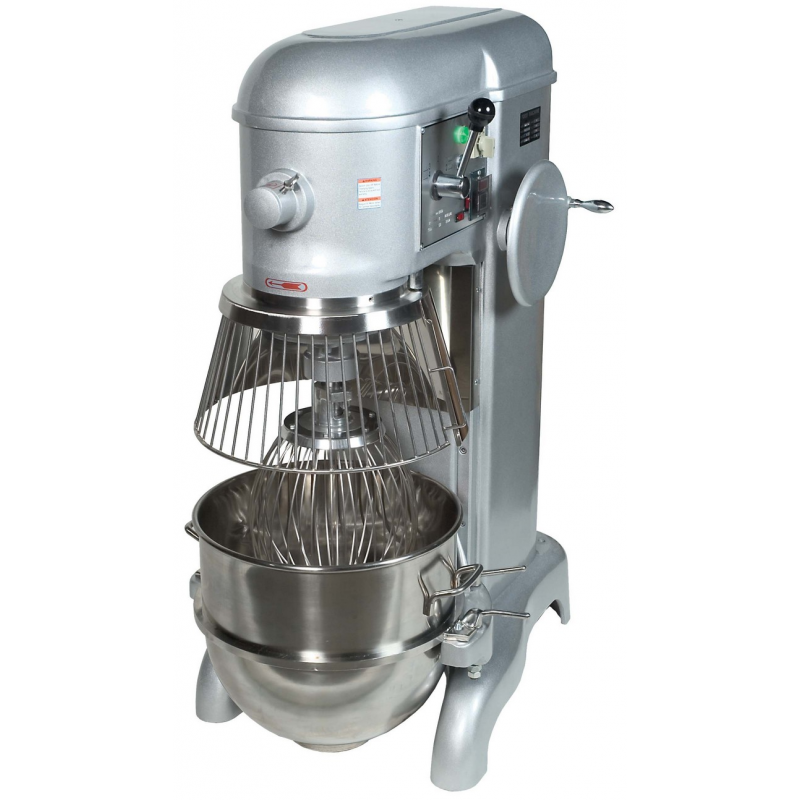 PLANETARY MIXER - 40Lt ANKOR (WITH HUB) (WITH SAFETY GUARD) - 1