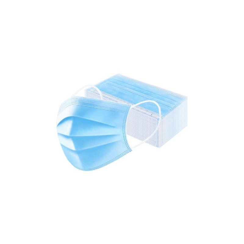 3 PLY SURGICAL FACE MASK - PACK OF 25'S - 1