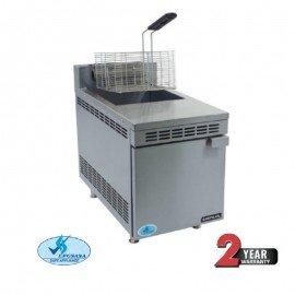 FISH FRYER ANVIL SINGLE PAN 5LT - TABLE TOP & GAS - 1