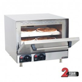 PIZZA OVEN ANVIL - TWIN SHELF - SMALL - 1