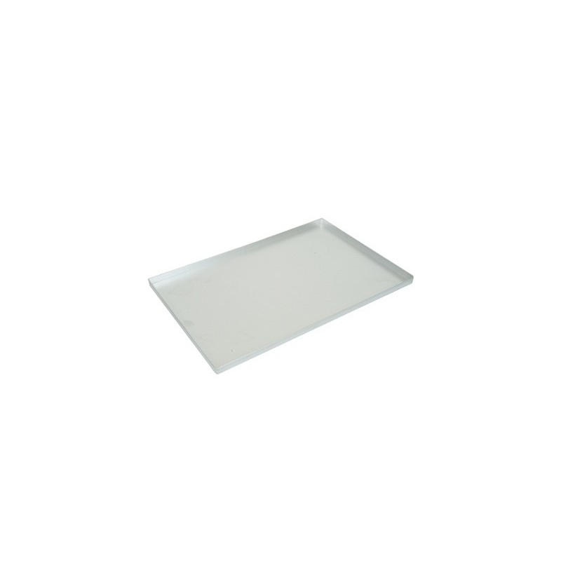 BAKING TRAY ALUMINIUM - 600 x 400 x 20mm - 1