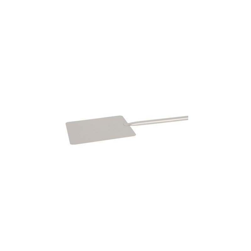 PIZZA SHOVEL STAINLESS STEEL  SQUARE HEAD  1600MM  345 x 345mm