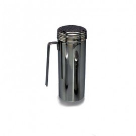 SALT SHAKER S/STEEL WITH HANDLE - LONG - 1