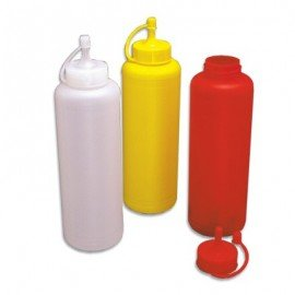 PLASTIC DISPENSER  RED  250ML (6 Pack)