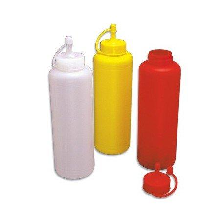 PLASTIC DISPENSER  RED  250ML (6 Pack)
