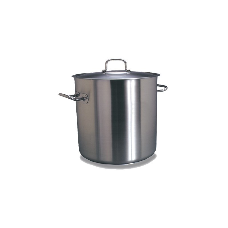 POT STAINLESS STEEL  STOCK