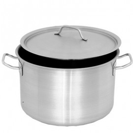 POT STAINLESS STEEL  CASSEROLE