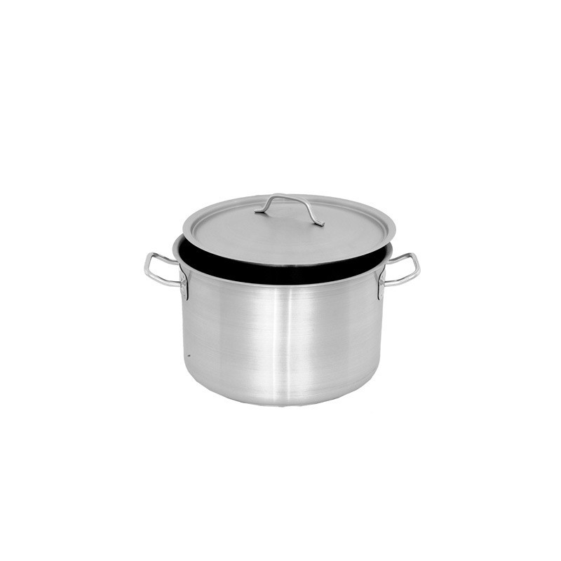 POT S/STEEL CASSEROLE (VALUE)- 1.9lt - 1