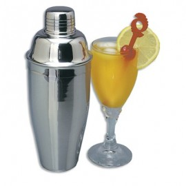 COCKTAIL SHAKER S/STEEL - 700ml - 1