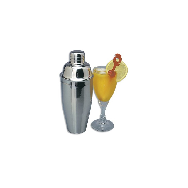 COCKTAIL SHAKER S/STEEL - 700ml - 1