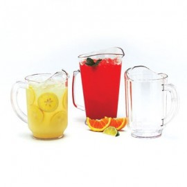 PITCHER (POLYCARB) - 1300ml - CLEAR - 1