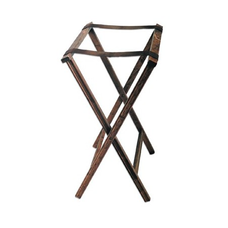 TRAY STAND WOOD - 1
