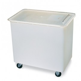 INGREDIENT BIN PORTABLE - 136Lt (WHITE) - 1