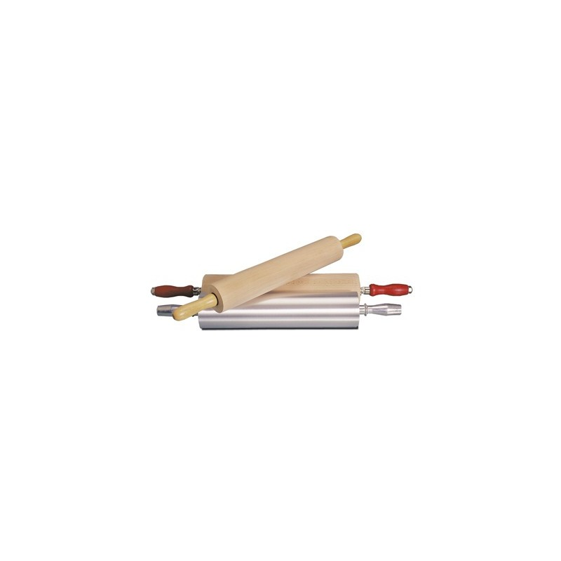 ROLLING PIN ALUMINIUM  380MM