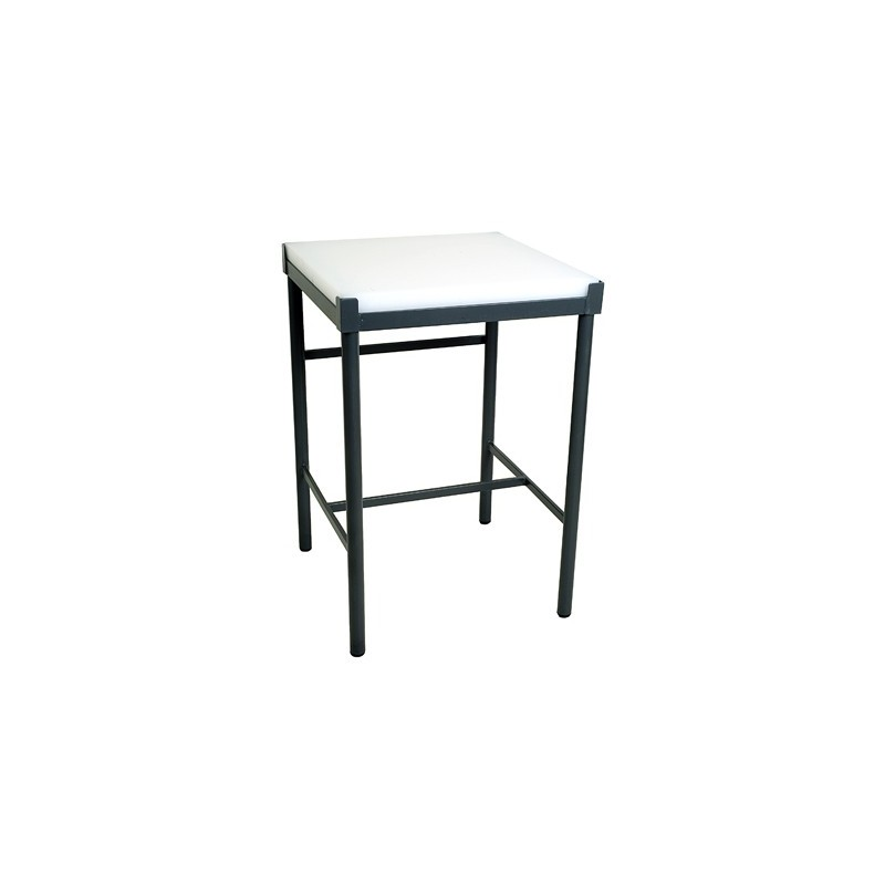 BUTCHER BLOCK AND STAND PE - 610 x 610mm - 1